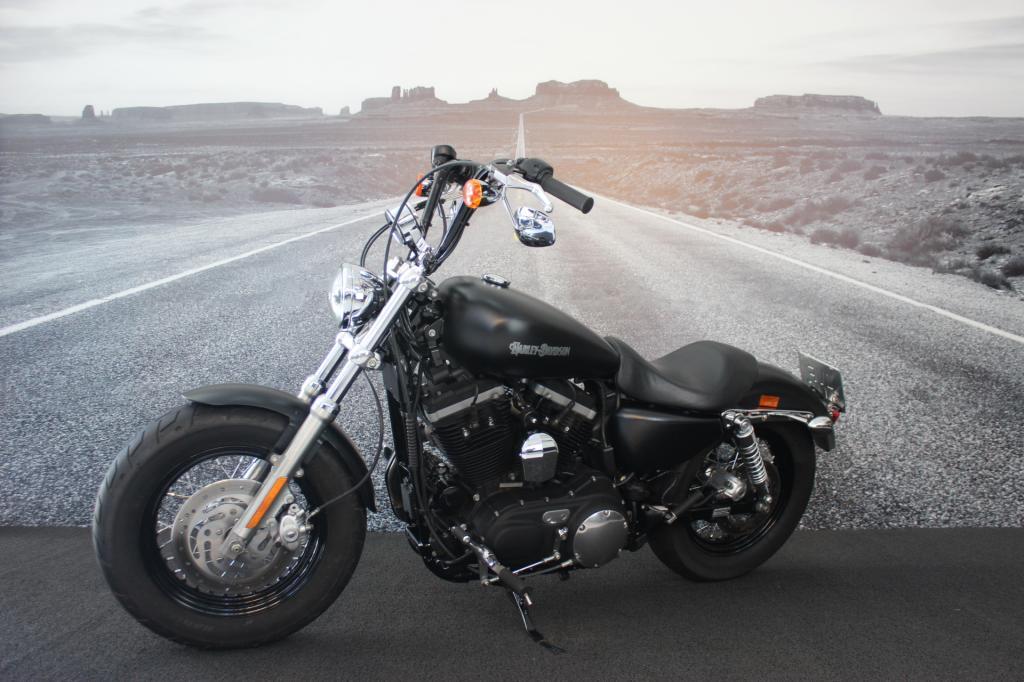 Cng Motors Harley Davidson Xl 1200 Custom Limited Ca Cb