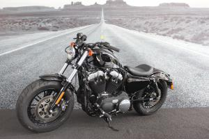 HARLEY-DAVIDSON XL 1200X FORTY EIGHT SPORTSTER 2016